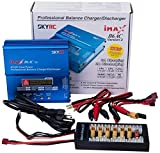 MEEDEN Authentic SKYRC IMAX B6AC V2 2S-6S RC Balance Battery Charger and Discharger