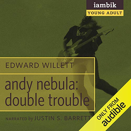 Andy Nebula: Double Trouble cover art