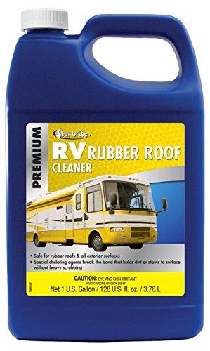 Star brite 075800 Premium RV Rubber Roof Cleaner - Gall