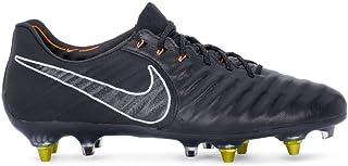 check out 0123f 8f5d0 Nike Men s Tiempo Legend 7 Elite SG-Pro AC Soccer Cleats (Black Total