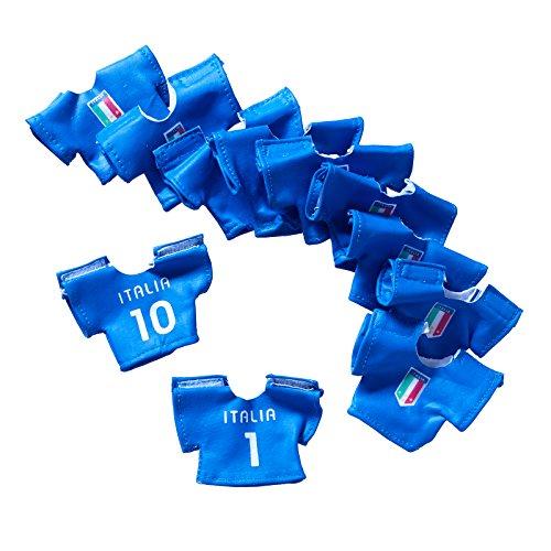 Best Sporting Kicker - Trikots Italien Kickerfigur Kickertrikot Tischfußball