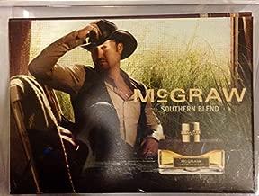McGraw by Tim McGraw Southern Blend Eau de Toilette Spray, 1 fl oz