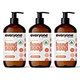 Everyone Hand Soap: Apricot and Vanilla, 12.75 Ounce, 3 Count