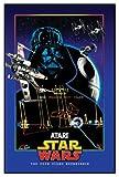 Star Wars Vector Video Arcade Game Poster Print 12' X 18'