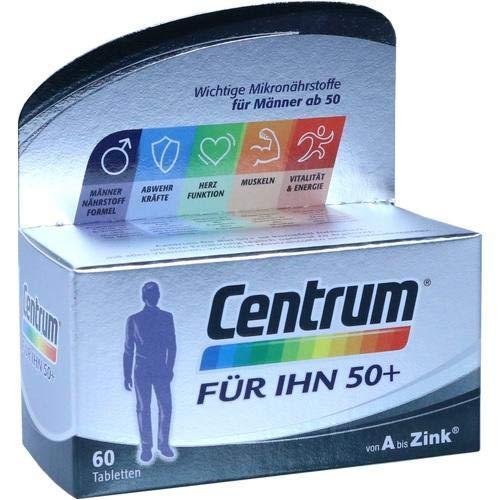 Centrum für IHN 50+ Tabletten, 60 St. Tabletten