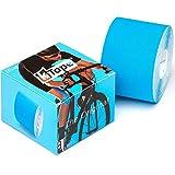 K-Tape® Blue (Solo Rollo, 5cm x 5m) [Color: Azul]
