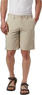 سروال قصير رجالي من Columbia مصنوع من القطن، مقاس كلاسيكي