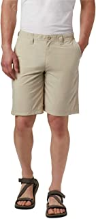 Men's Washed Out Short, Cotton, Classic Fit
