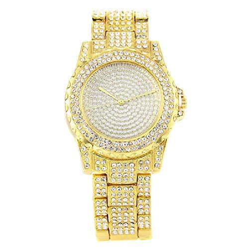 Otoño E Invierno, Nuevo Reloj De Mujer con Cinturón De Acero, Reloj...