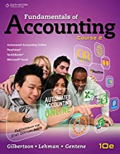 Best fundamentals of accounting 2 book Reviews