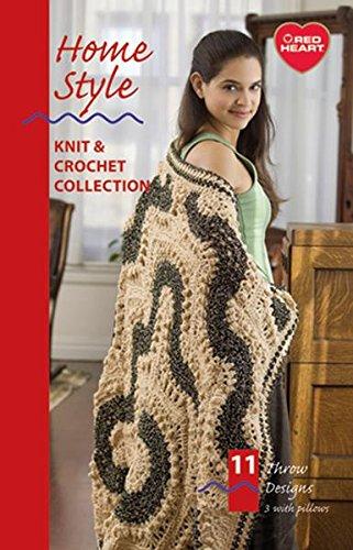 Coats Crochet Mäntel und Clark Books-Home Stil, andere, Mehrfarbig