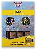 BCUK Comida para peces congelados - Mysis - 100 g