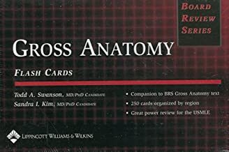 Gross Anatomy: Clinically Relevant Anatomy! (Board Review Series) (Flashcards edition)