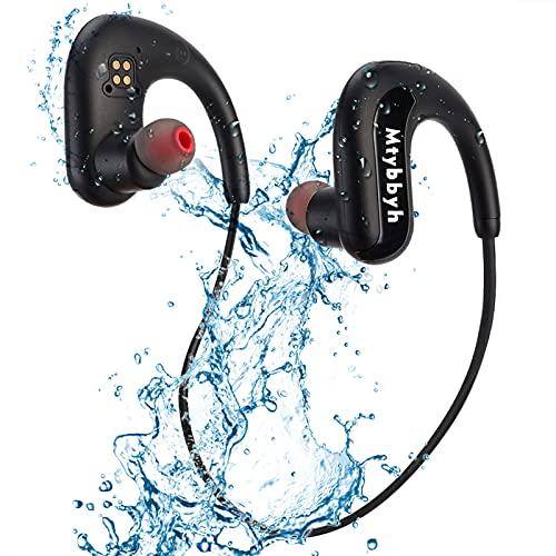 Waterproof Headphones for Swimming,IPX8 Waterproof...