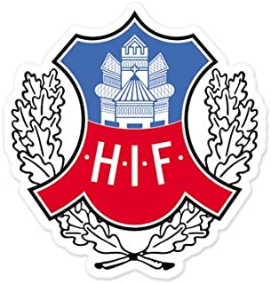 Helsingborgs IF - Sweden Football Soccer Futbol - Car Sticker - 4