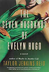 Book cover of The Seven Husbands of Evelyn Hug by Taylor Jenkins Reid.