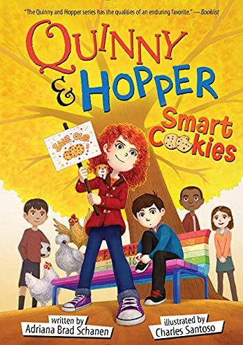 Smart Cookies: Quinny & Hopper Book 3 (English Edition)