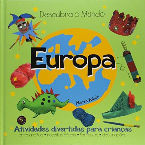 Europa: Atividades divertidas para as crianças