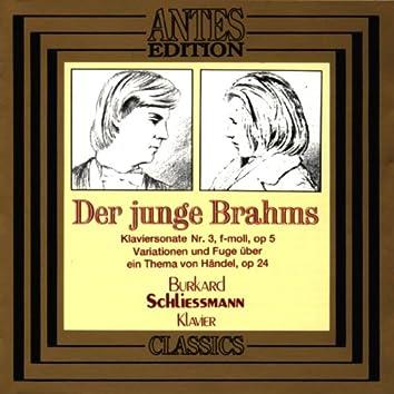 Der junge Brahms