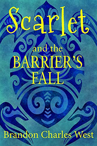 Scarlet and the Barrier's Fall (The Scarlet Hopewell Series Book 4) (English Edition)