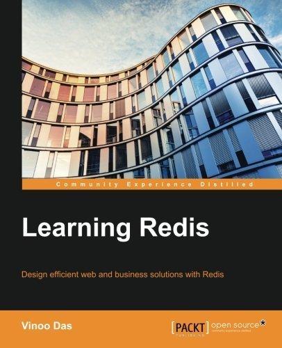 Learning Redis by Vinoo Das (2015-07-01)