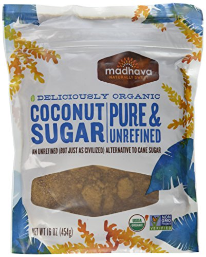 Madhava Coconut Sugar - Original - 16 oz - 2 pk