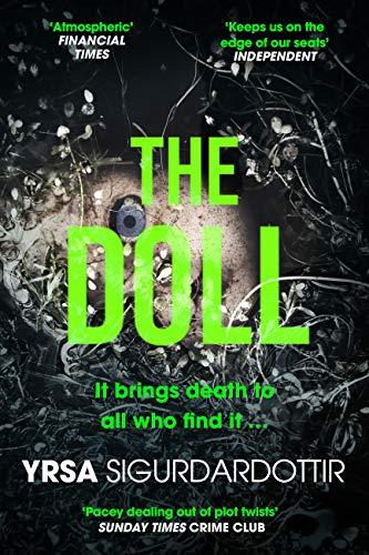 The Doll (Freyja and Huldar Book 5) by [Yrsa Sigurdardottir]