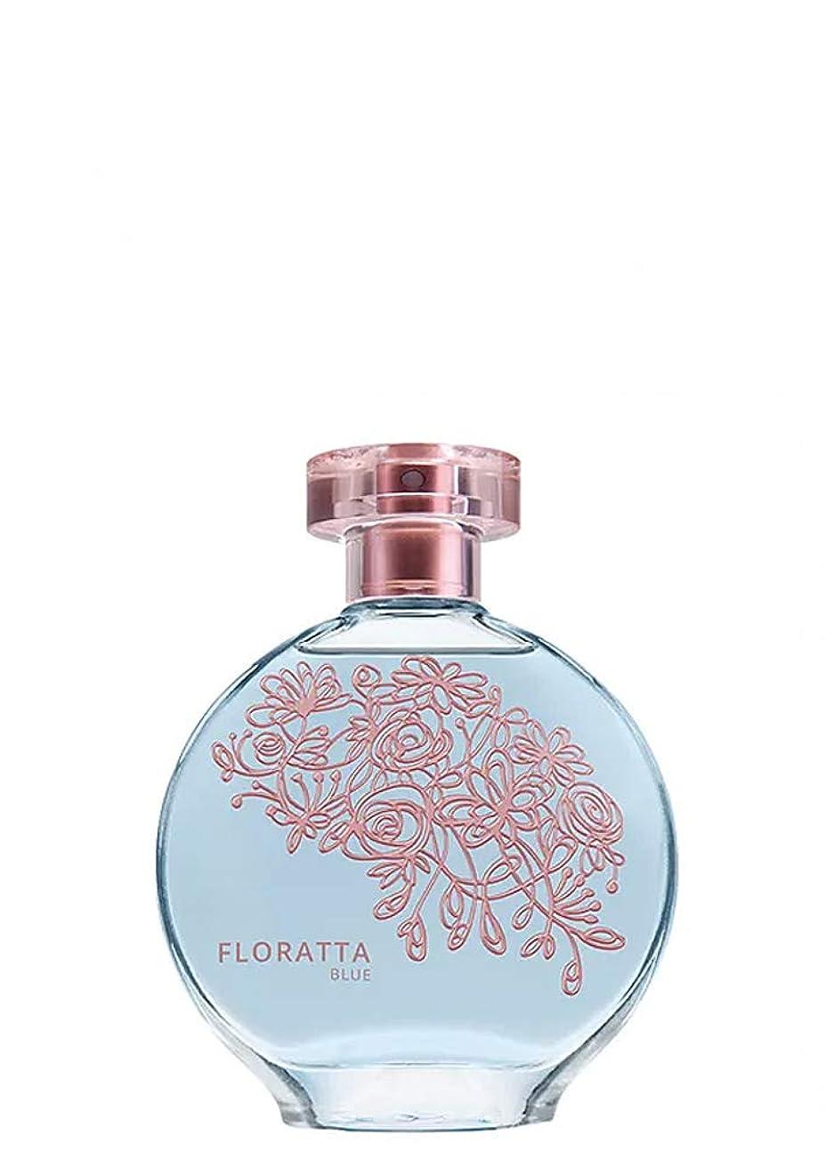 ピケ拒否アジアオ?ボチカリオ 香水 オードトワレ フロラッタ ブルー FLORATTA BLUE 女性用 75ML