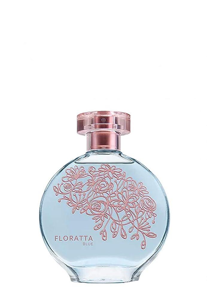 つまずくテクニカル怒りオ?ボチカリオ 香水 オードトワレ フロラッタ ブルー FLORATTA BLUE 女性用 75ML