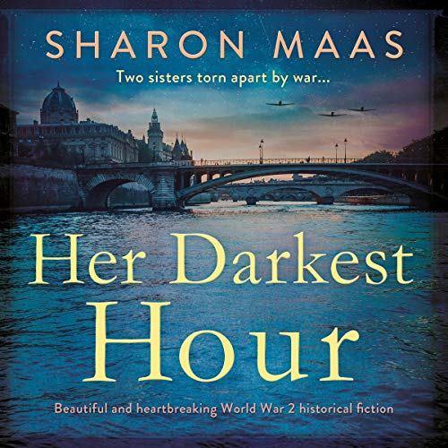 Her Darkest Hour audiobook cover art