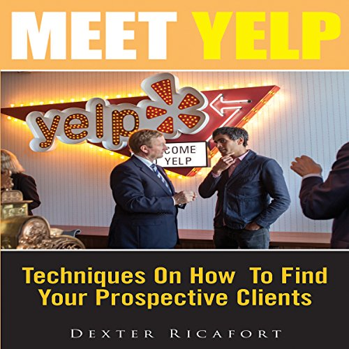 Meet Yelp audiobook cover art