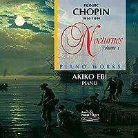 Nocturnes Pour Piano Vol 1/Ebi Akiko