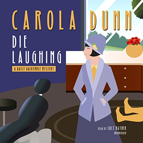 Die Laughing audiobook cover art
