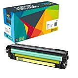 Do it Wiser Compatible Toner Cartridge Replacement for HP 651A CE342A for use in HP Laserjet Enterprise 700 MFP M775 M775dn (Yellow)