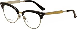 Gucci - GG 4284, Cat Eye, acetate, women, BLACK PALLADIUM(CSA), 52/17/140