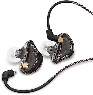 Triple Driver in Ear Monitors BASN Bmaster in-Ear Headphones