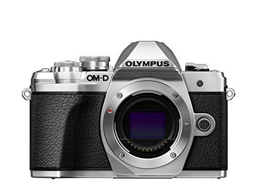 OLYMPUS ミラーレス一眼 OM-D E-M10 MarkIII ボディー シルバー
