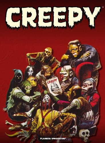Creepy nº 01: 16 (Independientes USA)