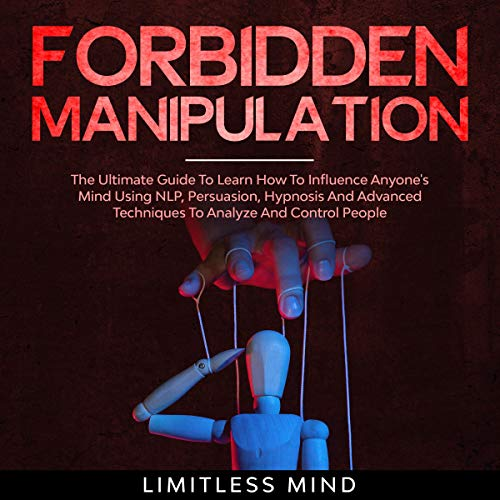 Forbidden Manipulation Audiobook By Limitless Mind cover art