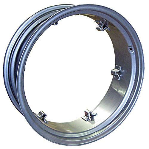 1 Pc of NCA1020B Tractor 10' x 28' Rear Rim 6 Loop, Compatible with Ford 2N 8N 9N, Compatible with Case IH MF DB