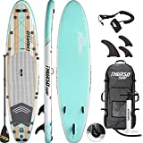 THURSO SURF Waterwalker All Around Inflatable Stand Up Paddle Board...