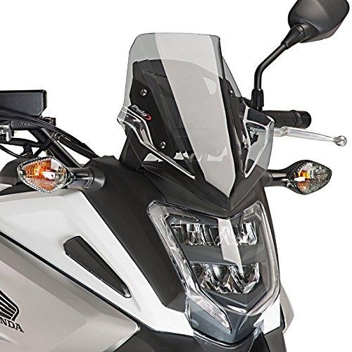 Racingscheibe für Honda NC 750 X 16-19 rauchgrau Puig 8909h