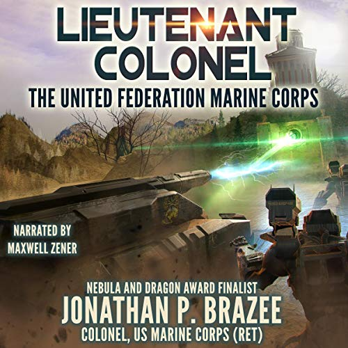 Lieutenant Colonel audiobook cover art