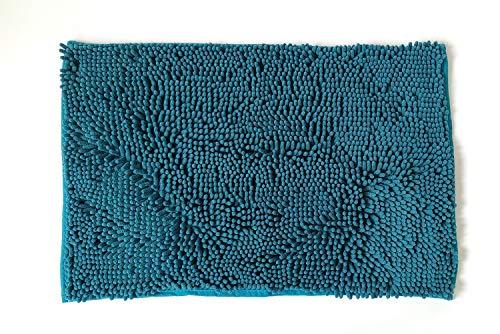 NEOMI Chenille badematte (Lyons Blue 40X60CM)