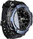 Reloj Inteligente MK28 Impermeable Fitness Tracker Podómetro Recordatorio Bluetooth Smartwatch 12 Meses En Espera Ios Android-VS