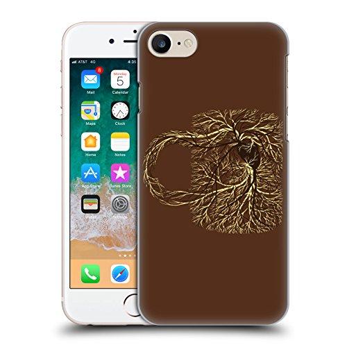 Head Case Designs Licenza Ufficiale Tobe Fonseca Energia Pimpante Anatomia 2 Cover Dura per Parte Posteriore Compatibile con Apple iPhone 7 / iPhone 8 / iPhone SE 2020