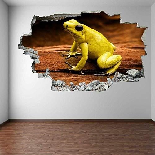 Pegatinas de pared Dart Frog Animal Wall Art Stickers Mural Decal Home Decor poster wallpaper- 70×100cm
