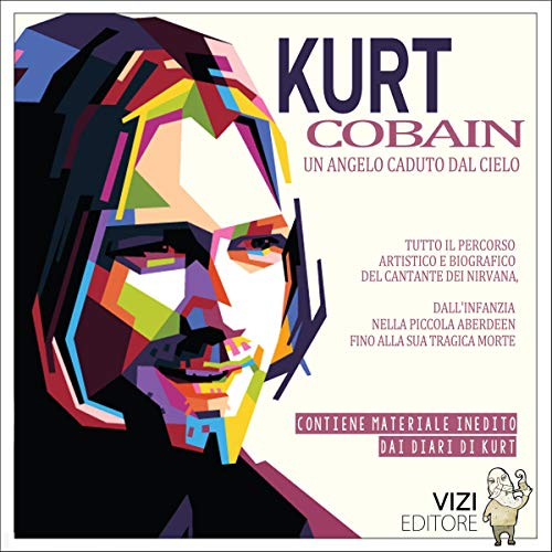 Kurt Cobain copertina