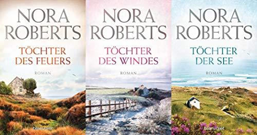 Die Irland-Trilogie.Töchter des Feuers / Töchter des Windes / Töchter der See