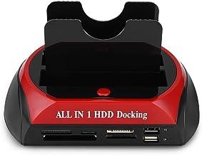 Docking Station Polivalente HDD. Soporta 2.5